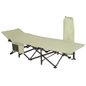 Homevibes Folding Lightweight & Portable Camping Cot