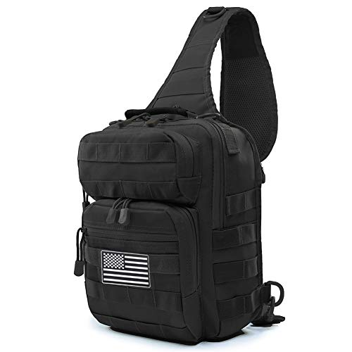 Small Military Rover Shoulder Backpack