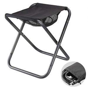 Lightweight Large Size Portable Folding Stool