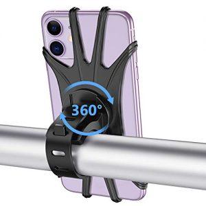 Bike Phone Mount, VUP Universal Bike Cell Phone Holder