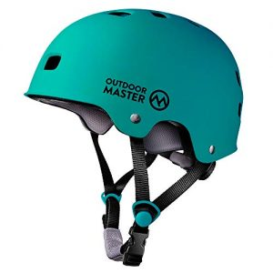 Skateboard Cycling Helmet Roller Skate Inline Skating Rollerblading for Kids, Youth & Adults