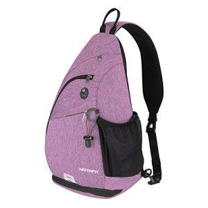Sling Backpack Crossbody for Men & Women