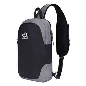 WATERFLY Crossbody Backpack Sling Bag