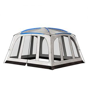 Screened-in Canopy Tent or Instant Shelter, Shade & Camping