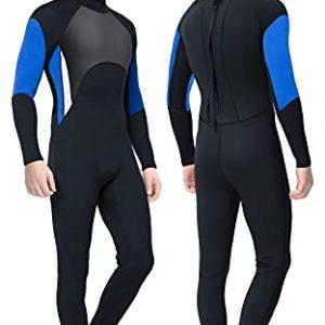 Snorkeling Neoprene Full Body Long Sleeve Wetsuit
