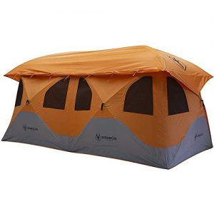 Family Portable Instant Pop Up Outdoor Shelter Camping Hub Tent