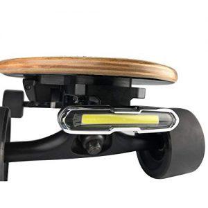 IWONDER V2.0 Skateboard Light Waterproof