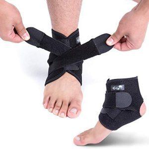 Ankle Support Brace, Breathable Neoprene Sleeve
