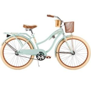 "Huffy 24"" Women's Nel Lusso Cruiser Bike"