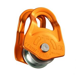 Versatile Ultracompact Pulley
