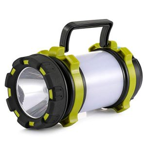 Emergency, Camping, Hiking Rechargeable Camping Lantern Flashlight