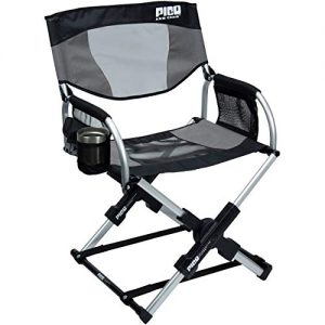 Compact Folding Camp Outdoor Chair
