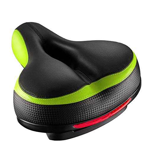 Most Comfortable Bicycle Seat Dual Shock