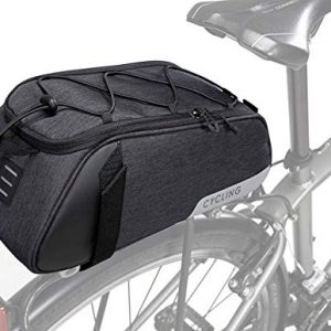 Bicycle Backseat Bag Cycling Water Resistant