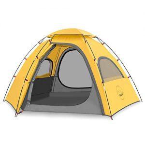 Family Tent Durable Lightweight Waterproof