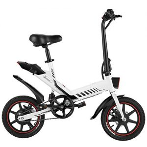 Folding Adults and Teenagers Electric Bicycle