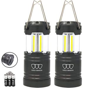 Survival Kits for Power Outages, Hurricane, Emergencies LED Camping Lantern