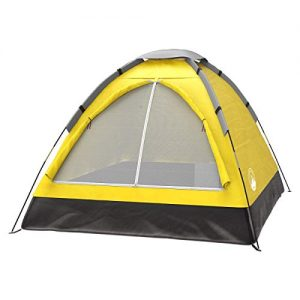 Camping 2 Person Dome Tent Rain Fly & Carry Bag