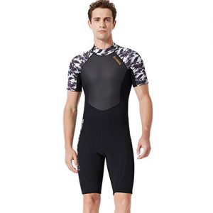 CapsA Short Sleeve Wetsuit for Men