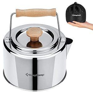 Lightweight Portable Compact Outdoor Tea Coffee Pot