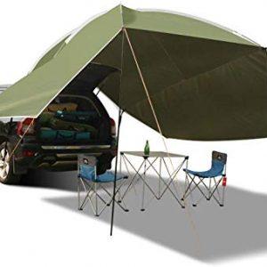 REDCAMP Waterproof Car Awning Sun Shelter