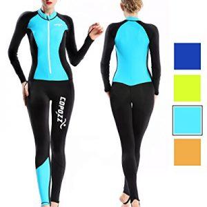 Youth Thin Wetsuit Rash Guard- Full Body UV Protection