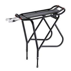 Bicycle Touring Carrier with Fender Board