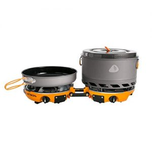 Backpacking and Camping Stove Cooking