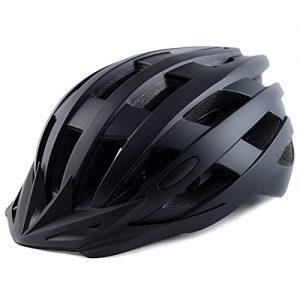 Adjustable Mens Womens Bicycle Helmet