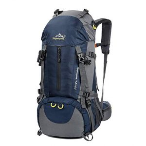50L Hiking Backpack for Climbing Skiing Outdoor Sport