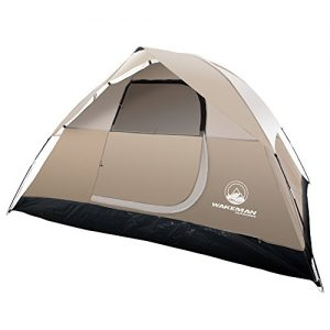 Water Resistant Dome Tent for Camping