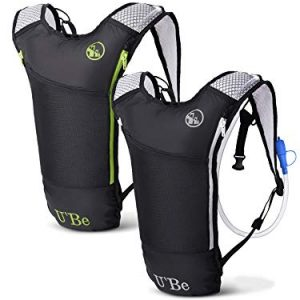 Hydration Backpack Pack with 2L Water Bladder