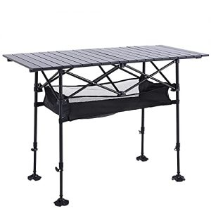 Camping Table Outdoor for Grill Travel Table Outdoor Picnic