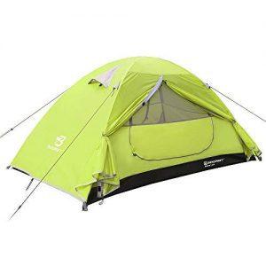 Bessport Camping Tent & Mummy Sleeping Bag