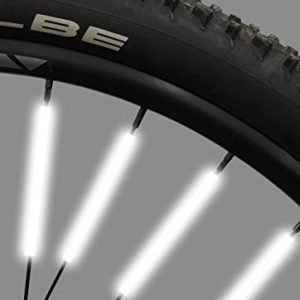 Jusmar Bike Spoke Reflector Pack of 36