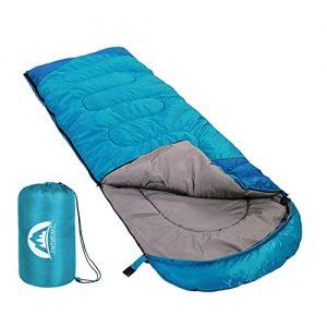 1 Sleeping Bag and 1 Hammock