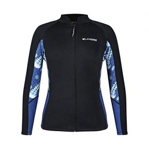 LayaTone Wetsuits Tops Women 3mm Neoprene Jacket