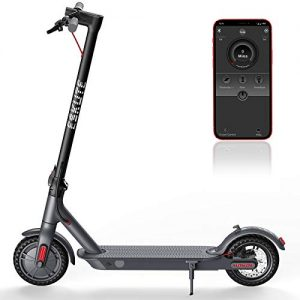 Electric Scooter Electric Scooter for Adults Teens, Foldable & Portable Commuting Scooter