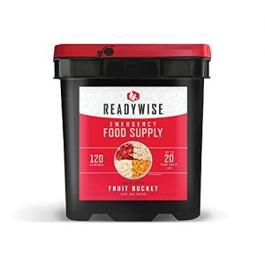 ReadyWise Emergency Food Supply