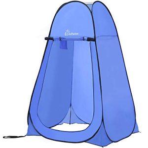Pop-up Shower Tent Blue