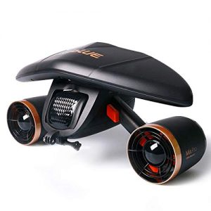 Underwater Scooter with Smartphone Case Mount/Camera Mount