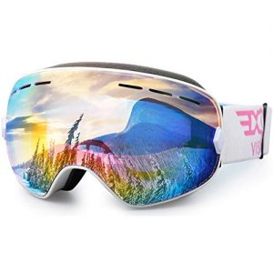 Ski Snowboard Goggles for Man Woman and Younth