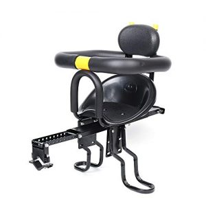 Portable Child Bicycle Seat Soft Saddle Strong Aluminum