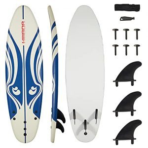 Kintness Surfboard with Eps Core Leash