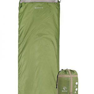 Ultra Lightweight Sleeping Bag for Backpacking