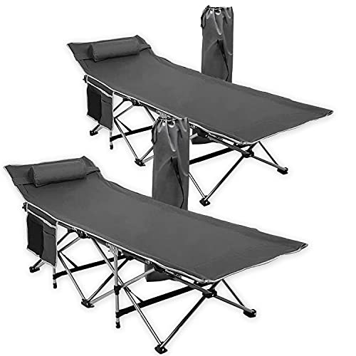 Lightweight Portable Heavy Duty Adult and Kids Travel Cot
