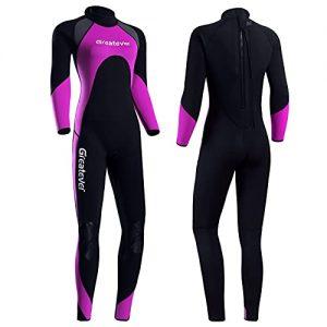 Greatever Wetsuit for Men Women