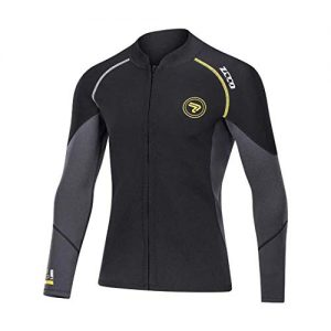 Wetsuit Top Men's 1.5mm Neoprene Wetsuits Jacket