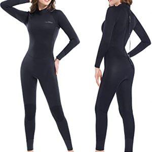 Dark Lightning Full Wetsuit Women