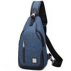 Crossbody Shoulder Backpack Daypack Chest Sling